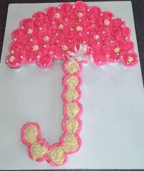 Cupcake  Amazing Baby Shower Pull Apart Cupcakes Train Cupcake Pull Apart Baby Shower Cupcakes