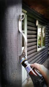 wall mounted wrench bottle opener