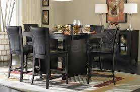 modern counter height table. Modern Counter Height Dining Table Bar Set 5pc Round Found At