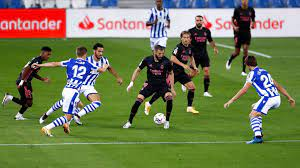 Experience of belonging to real madrid! Match Report Real Sociedad 0 0 Real Madrid Infinite Madrid