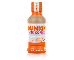 Lose weight by tracking your caloric intake quickly and easily. Original Iced Coffee Dunkin Anytime