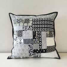 Quilted Pillow Covers White