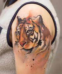 50 Stunning Tiger Head Tattoo Design Ideas 2019 Tiger Tattoo