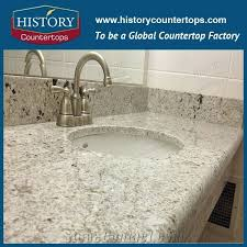 historystone granite for bathroom countertops bathroom vanity top 1 6 1 8cm thickness solid surface custom vaniy tops