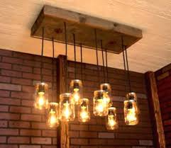 reclaimed wood pendant chandelier beam custom barn box rustic modern chandeliers the altern