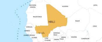 این سرزمین میان سالهای ۱۸۸۱و ۱۸۹۵ مستعمره فرانسه بود. Mali European Civil Protection And Humanitarian Aid Operations