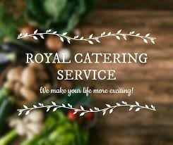 Service Advertisement Royal Catering Service Advertisement Facebook Post 940x788px