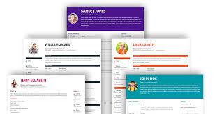 resume generator online cv generator
