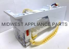 refrigerator ice maker parts. samsung refrigerator ice maker assembly da97-02203g parts a