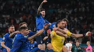 Italy wins European Championship final ...