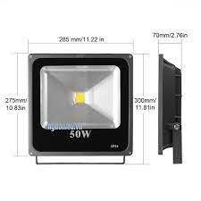 Đèn pha led 50W, 30w mỏng, loại tốt, giá rẻ mua tại nguonled.com.vn