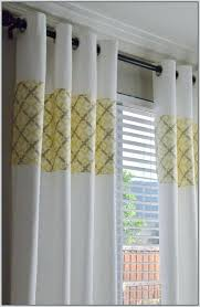 white and yellow curtains grey and yellow curtains yellow white chevron shower curtain