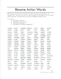 Resume Power Words Amazing Cover Letter Phrases Cover Letter Power Words Keywords For