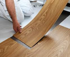 get creative with your flooring by installing luxury vinyl plank flooring in your favourite room