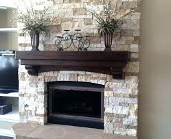 natural stone fireplace mantel fireplace mantels with above decorating ideas mantel reclaimed wood stone natural stone