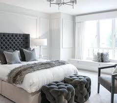 Grey white bedroom simple design grey and white bedroom ideas grey ...
