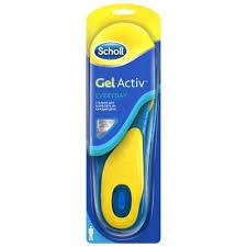 Scholl <b>стельки для комфорта на</b> каждый день gelactiv everyday ...
