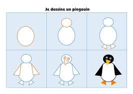 Projet Sur La Banquise Cahier Des Mots Dessin Dirig Tableau