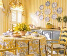 yellow country kitchens. Perfect Country Yellow Country Kitchen For Kitchens H