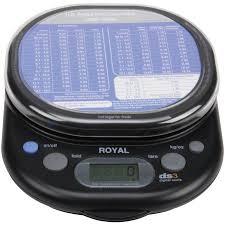 Royal 17012y Ds3 Exacta Digital Postage Scale