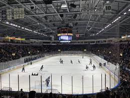 Seattle Thunderbirds Whl Hockey Was A Great Experience