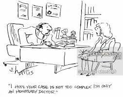 Medical Degrees Medical Degrees Cartoons And Comics Funny Pictures From Cartoonstock