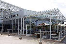 3900 lakebreeze avenue north brooklyn center, mn 55429 united states. Caribou Coffee Opens New Store In Target Field Station Business Wire