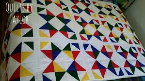 Ohio Star Quilt, A Quilt in the making, Custom Made Quilts &  Adamdwight.com