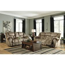 Living Room Set Ashley Furniture Ashley Furniture Jodoca Reclining Power Livingroom Set In