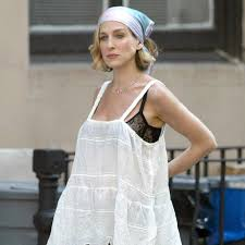 Carrie Bradshaw Carrie Bradshaw Sex And The City Style Lessons Popsugar Fashion