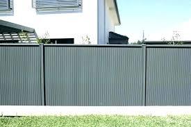 corrugated metal panels fence sheet metal fence panels home sheet metal fence sheet metal fence designs corrugated sheet metal fence