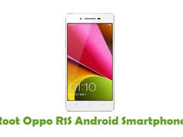 How To Root Oppo R1S Android Smartphone ...