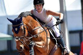 Jessica Springsteen, Jumping with Joy ...