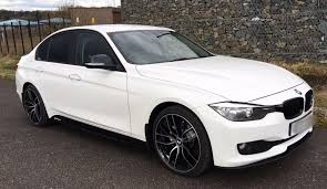 bmw 2013 white. 2013 white bmw 320d f30 m performance kit bmw i