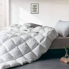 APSMILE Heavyweight European Goose <b>Down Comforter</b> for <b>Winter</b> ...