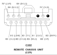 i need the wiring diagram for a 1996 ford explorer radio i need the wiring diagram for a 1996 ford explorer radio