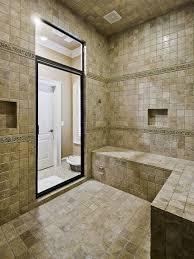 steam shower. Bathroom - Traditional Beige Tile And Travertine Idea In Little Rock Steam Shower