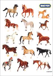 Breyer H Is For Horse Coloring Book With Stickers 033091 H Is For