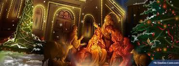 merry christmas nativity facebook cover. Plain Nativity Nativity Scene Christmas Name Surname Add To Facebook Customize Cover Inside Merry Christmas A