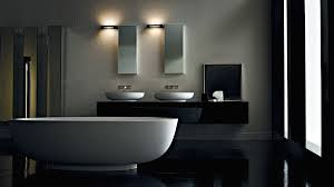 contemporary bathroom light. Charming Stunning Contemporary Bathroom Lighting Ideas Light