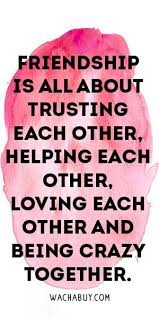 Photo Quotes About Friendship 100 Inspiring Friendship Quotes For Your Best Friend 54