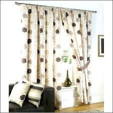 grey and brown curtains gray and cream curtains improbable brown club home interior grey curtains brown