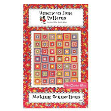 making connections quilt pattern br american jane