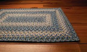 rectangle braided rugs sea rug 5x7 rectangle braided rugs