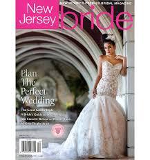 New Jersey Bride Magazine Covers Marie Labbancz Photography