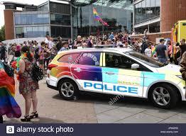Vehicle powered gay pride