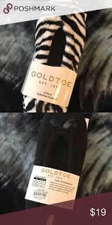 Gold Toe Ballerina Slippers