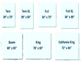 Bed Sheet Sizes Chart In Feet 90100 Size King Sheets