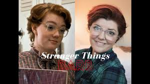 Barb Hair Style stranger things barb hair tutorial inaminute youtube 3372 by wearticles.com