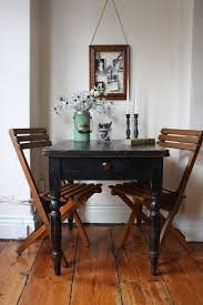 small victorian pine table or desk with single folding dining room table with chairs proof that paint makes anything better check out how much